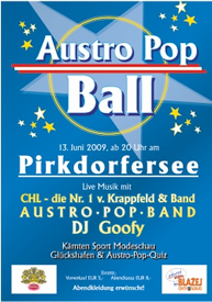 Austro-Pop-Ball-Plakat 2010