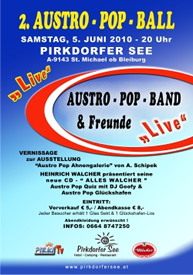Austro-Pop-Ball Plakat 2010